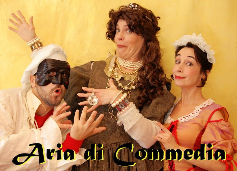The Pazzi Lazzi theater troupe will be performing at Collis Common Ground today at 7 p.m.