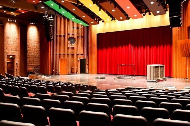 spaulding auditorium