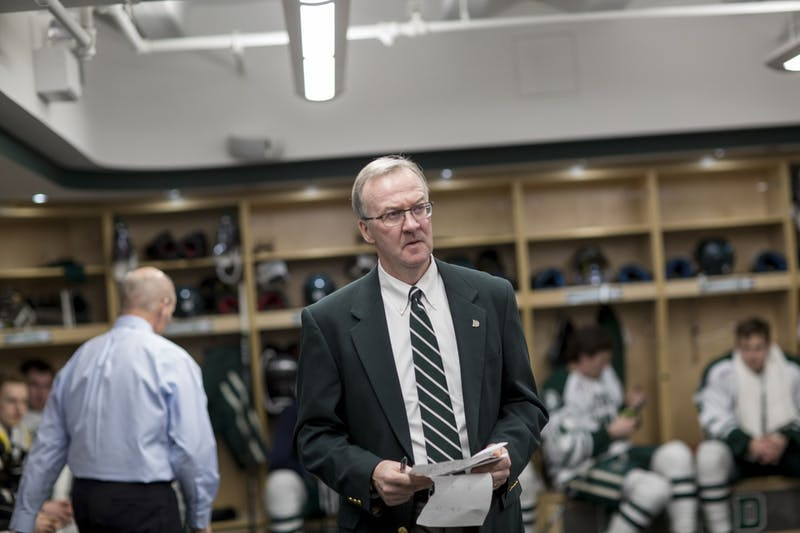 Bob Gaudet '81, the winningest coach in Dartmouth men's hockey history, announced his retirement on Wednesday.