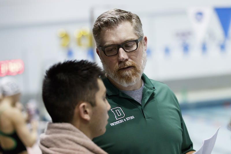 Former swimming and diving head coach Jamie Holder declined to rejoin the Big Green.