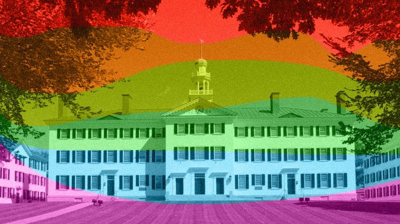 Queer students have many on-campus resources, but some are easier to find than others.