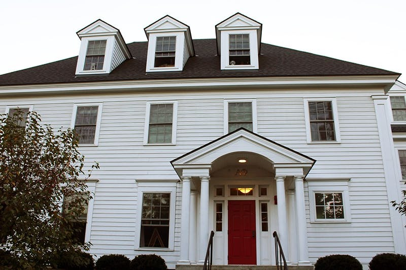 Alpha Phi sorority, along with six other houses, participated in Inter-Sorority Council recruitment this fall.