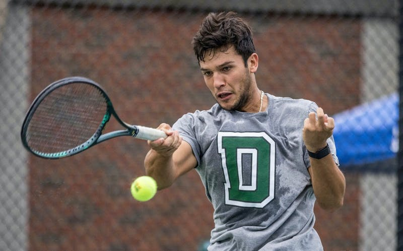Alejandro Quiles '23 said that the men's team is looking to foster greater cohesion ahead of their tournament next week.