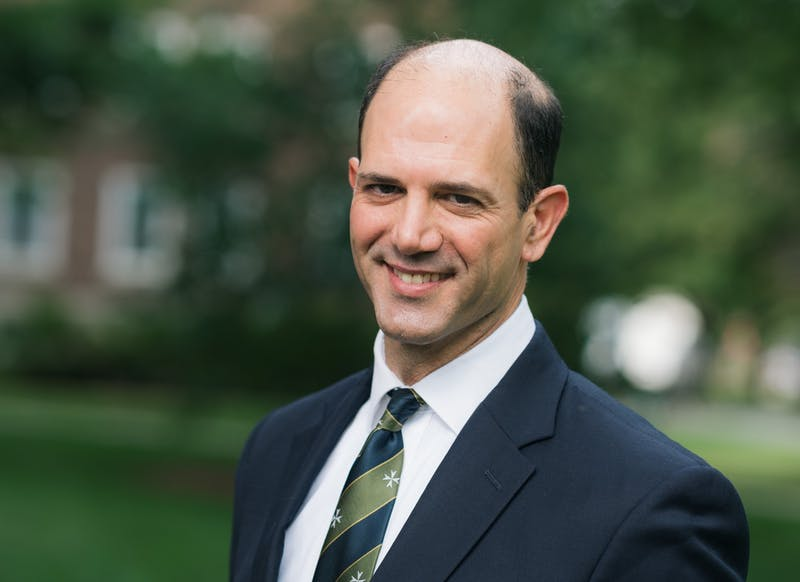 Scott Brown was named interim Dean on August 18 and will remain until the College finds a permanent replacement.