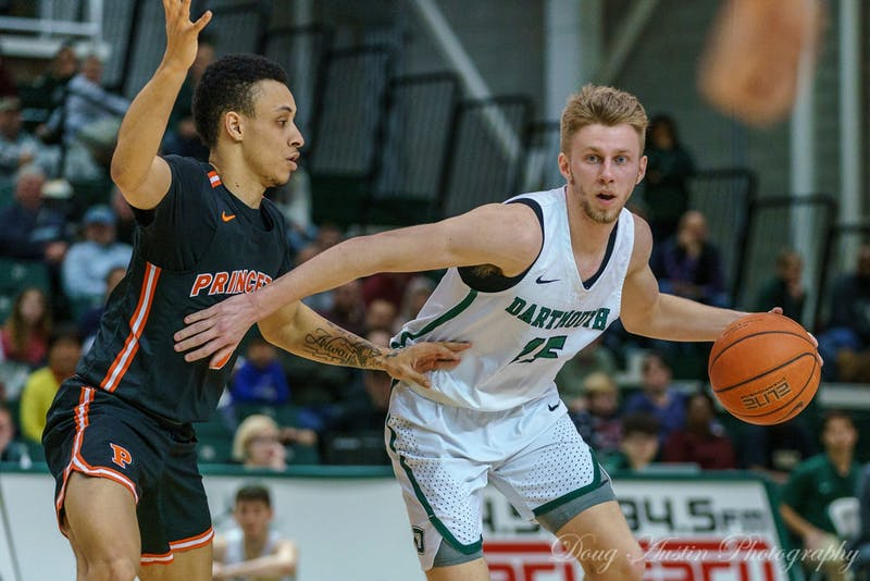 Brendan Barry starred for the Big Green in the 2018-19 season before losing last season to hip surgery.