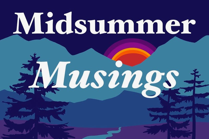Midsummer Musings Art