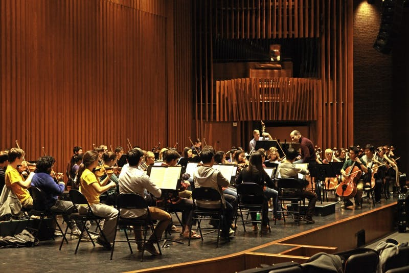 The Dartmouth Symphony Orchestra will perform its fall concert Saturday.