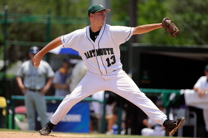 Cole Sulser '12, a standout pitcher for the Big Green, was called up to the big leagues in time for the postseason.