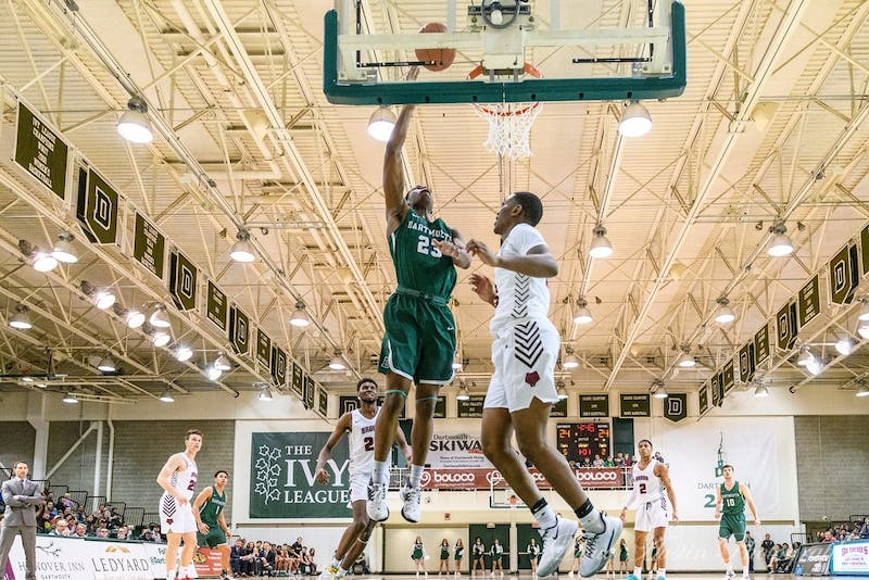 Forward Chris Knight '21 will play as a graduate student next year at Loyola Chicago University after recovering from his left Achilles injury.