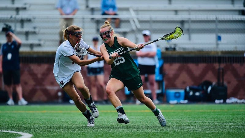 Sweeney led 2019 Ivy League champion women's lacrosse in goals.