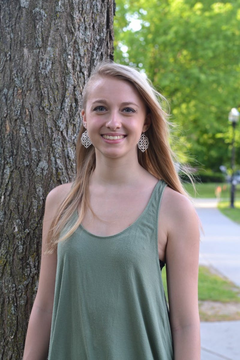 Lizzy Rogers '16 will be screening her culminating senior project, a 4-minute silent film, tonight.