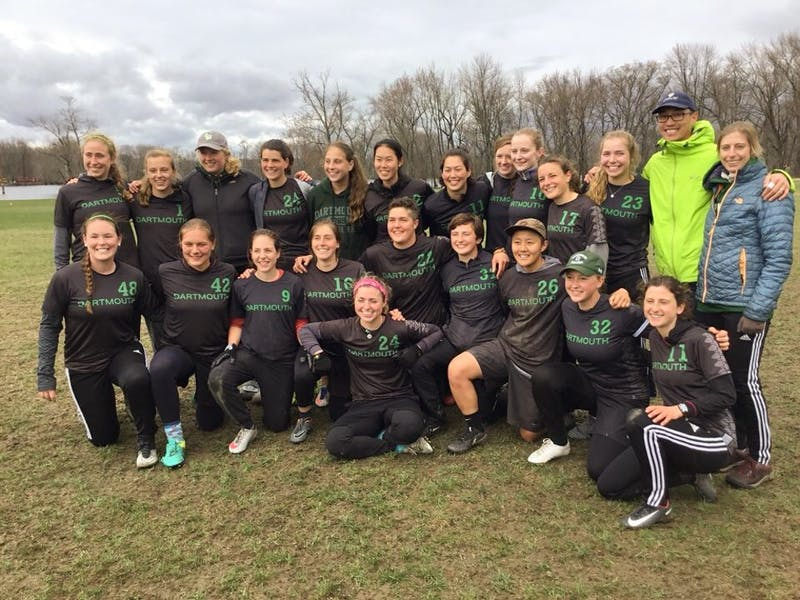 Last year, the women's ultimate frisbee A team earned the title of USA Ultimate College Division I champions after defeating the University of Texas 15-9.