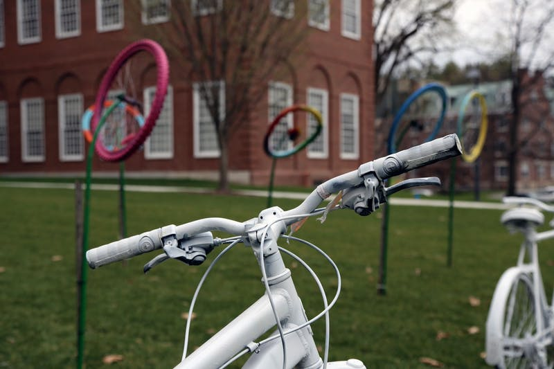The 51st Earth Day looked at the College's progress in reaching its sustainability goals.