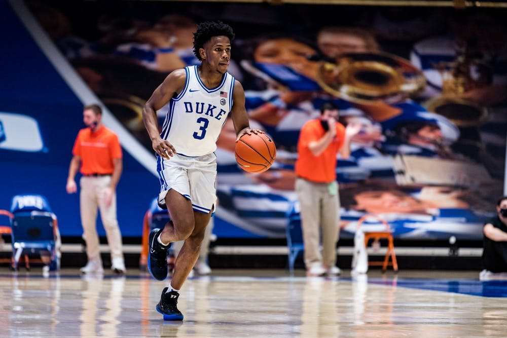 Freshman point guard Jeremy Roach broke out last Tuesday against Illinois, dropping a career-high 13 points and seven assists.