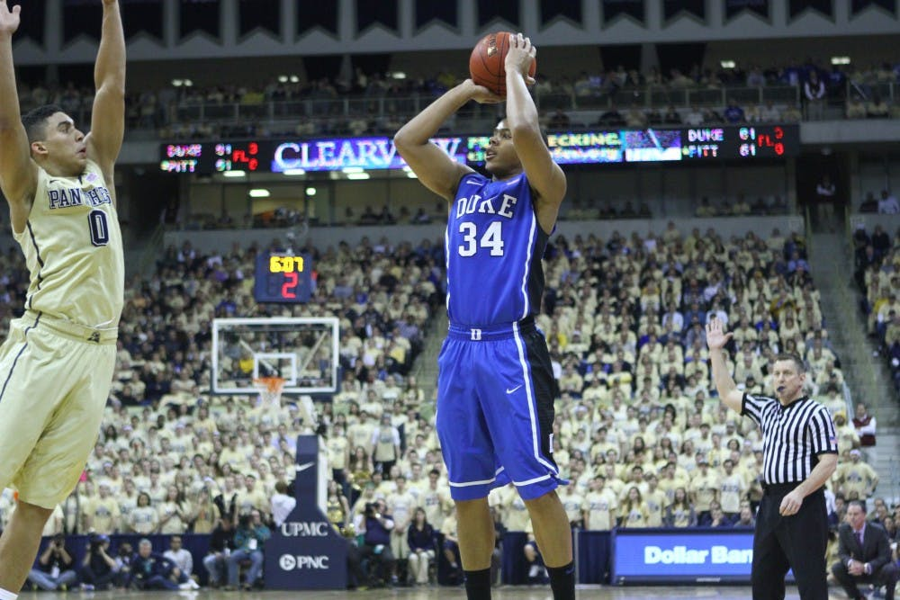 <p>Andre Dawkins averaged 4.4 points during Duke's 2010 National Championship run.&nbsp;</p>