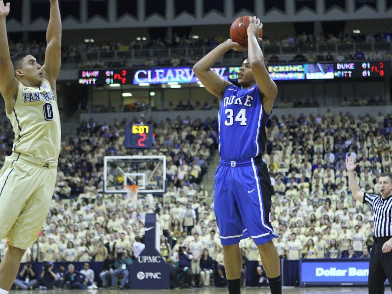 Andre Dawkins averaged 4.4 points during Duke's 2010 National Championship run.