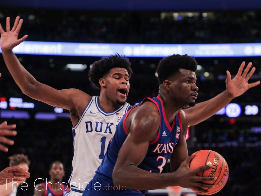 Vernon Carey Jr. and Duke's freshmen will get their first official taste of regular season basketball in Cameron Indoor Stadium Friday night.