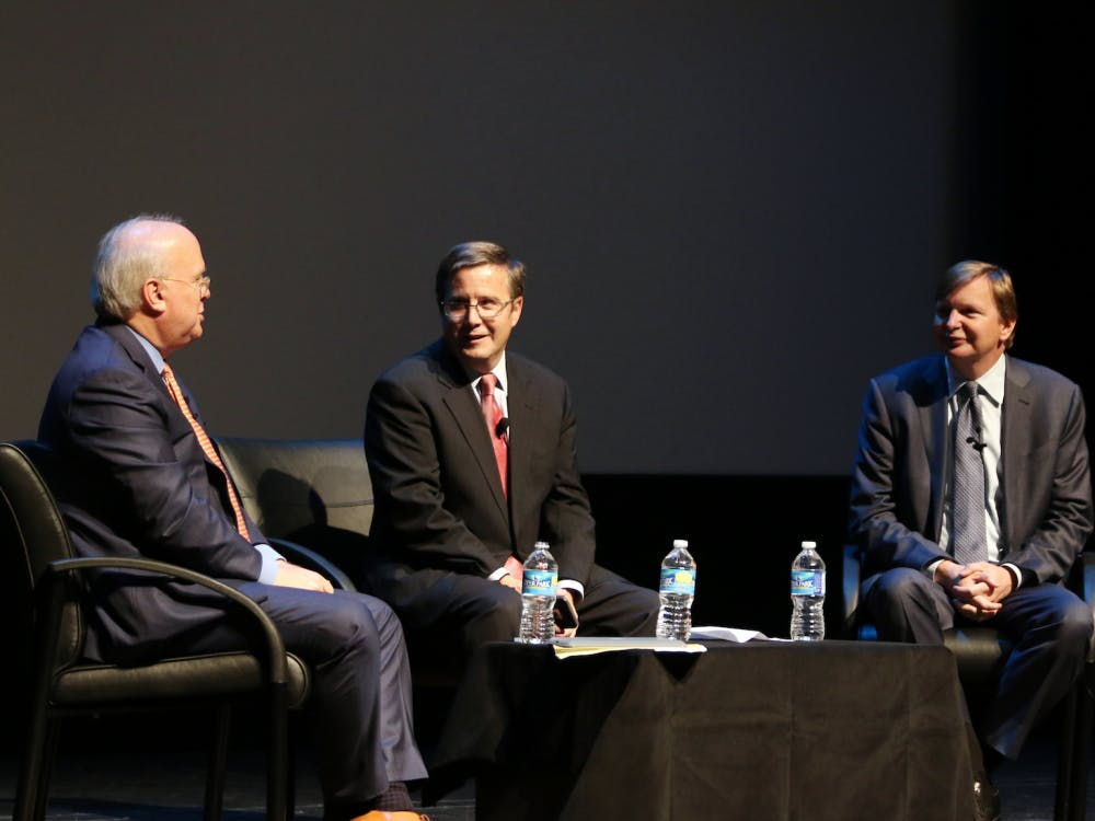 The event, which was moderated by Peter Feaver, focused on how the United States will move forward after the 2016 election.
