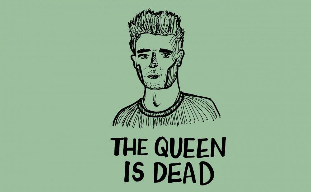 queen is dead