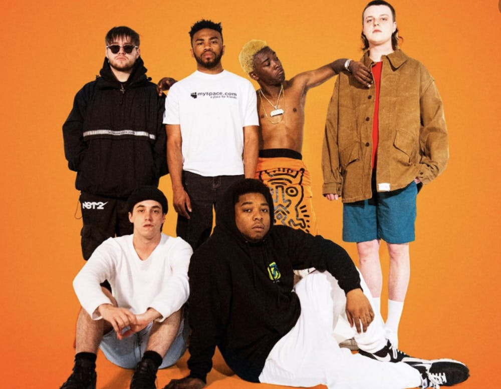 """<p>BROCKHAMPTON continues to mature and evolve over their penultimate album, the surprisingly dark """"ROADRUNNER: NEW LIGHT, NEW MACHINE.""""</p>"""