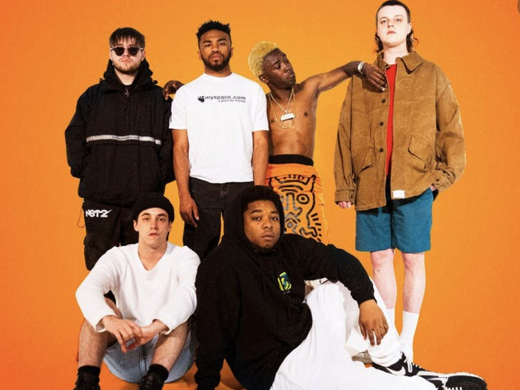 "BROCKHAMPTON continues to mature and evolve over their penultimate album, the surprisingly dark ""ROADRUNNER: NEW LIGHT, NEW MACHINE."""