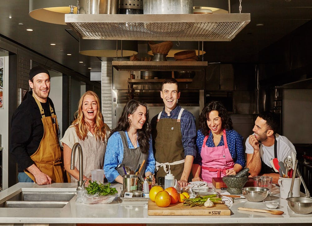 <p>Popular YouTube show Bon Appetit Test Kitchen attempts to relaunch itself with a new slate of chefs after over a year of backlash regarding its treatment of its BIPOC employees.</p>