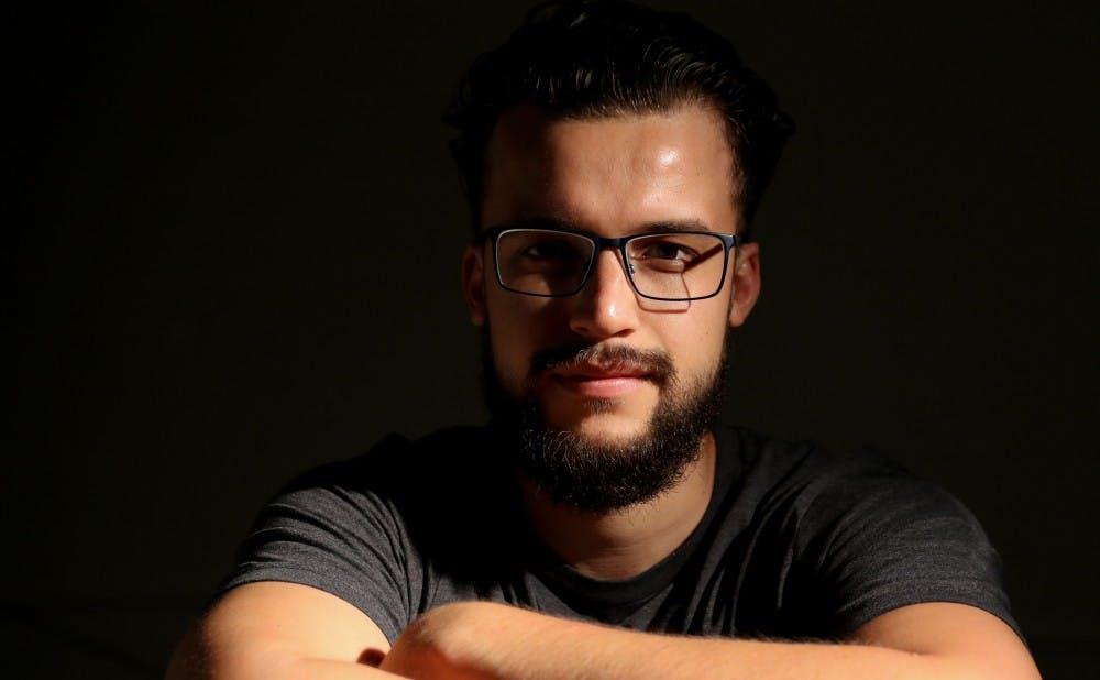 <p>Junior Axel Herrera</p>