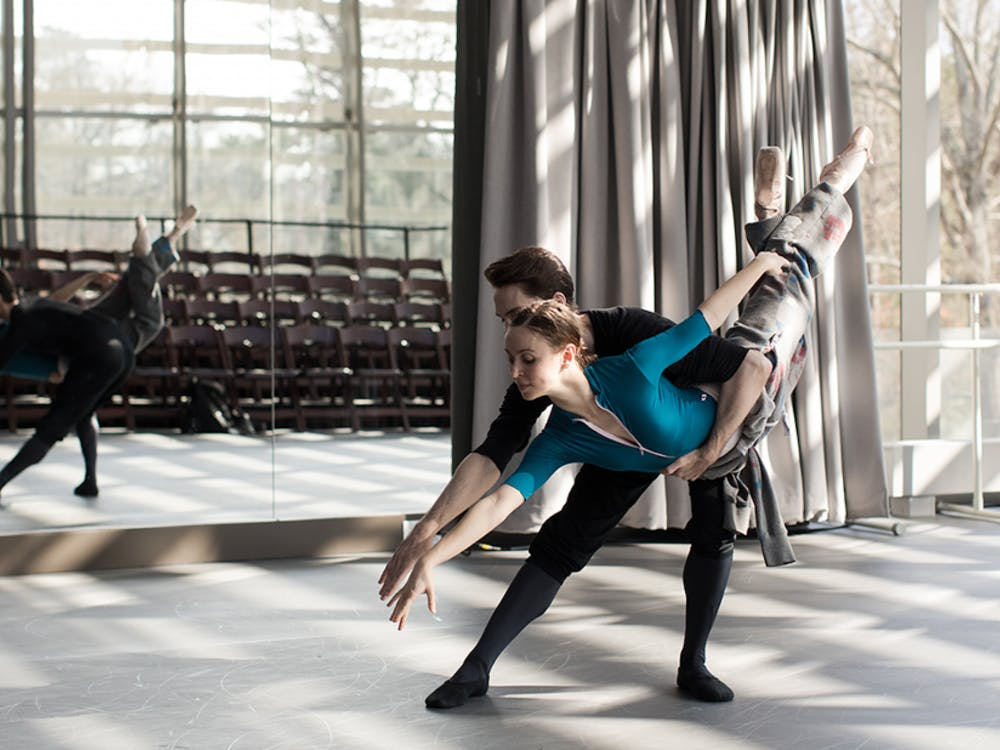 The American Ballet Theatre's three-year residency at Duke has been one of the major events in the Rubenstein Arts Center's first two months.