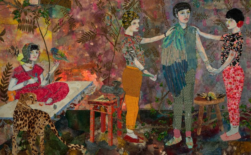 """""""People Get Ready"""" pulls artwork from the Nasher's permanent collection and will be on display through Jan. 6."""