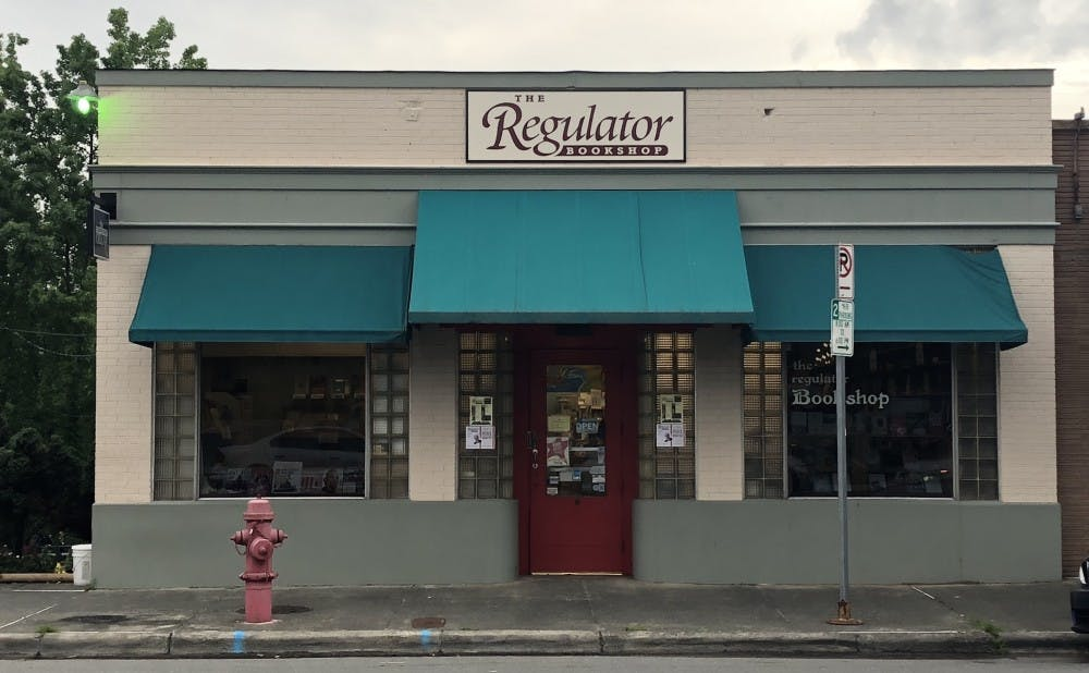 <p>The Regulator joined in the national celebration of Independent Bookstore Day April 28, bringing in hedgehogs and raffling advanced reader copies.&nbsp;</p>