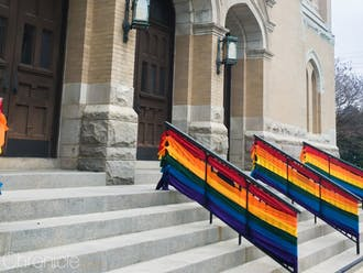 The United Methodist Church voted in February to prohibit same-sex marriages in their churches.