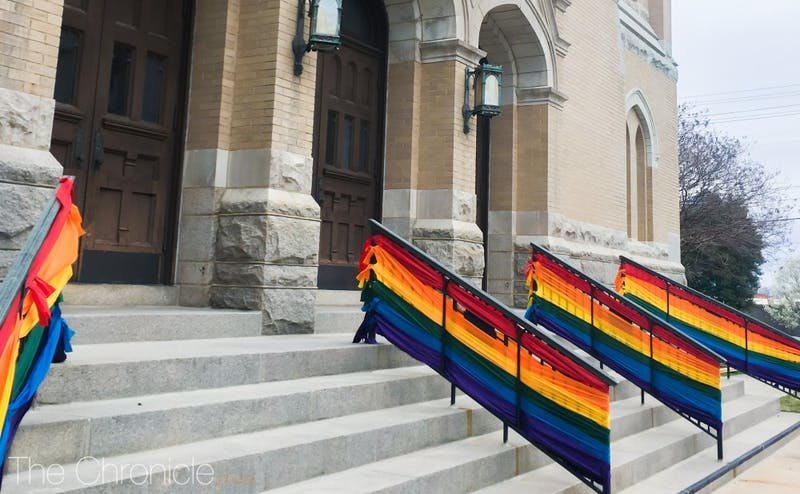 The United Methodist Church recently voted to prohibit same-sex marriages in their churches.