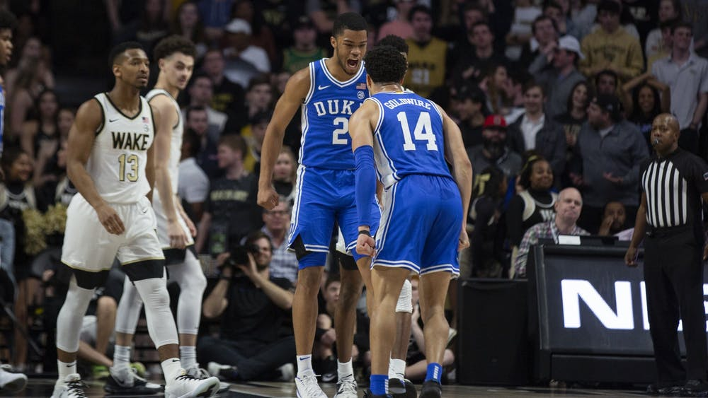 With just three games left in the regular season, things need to click fast for the Blue Devils.