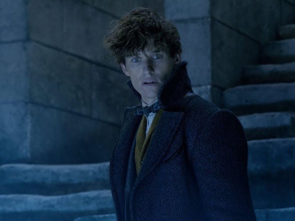 """Fantastic Beasts: The Crimes of Grindelwald"" is the second installment in the ""Fantastic Beasts,"" series, which is itself a spinoff of J.K. Rowling's best-selling ""Harry Potter"" series."
