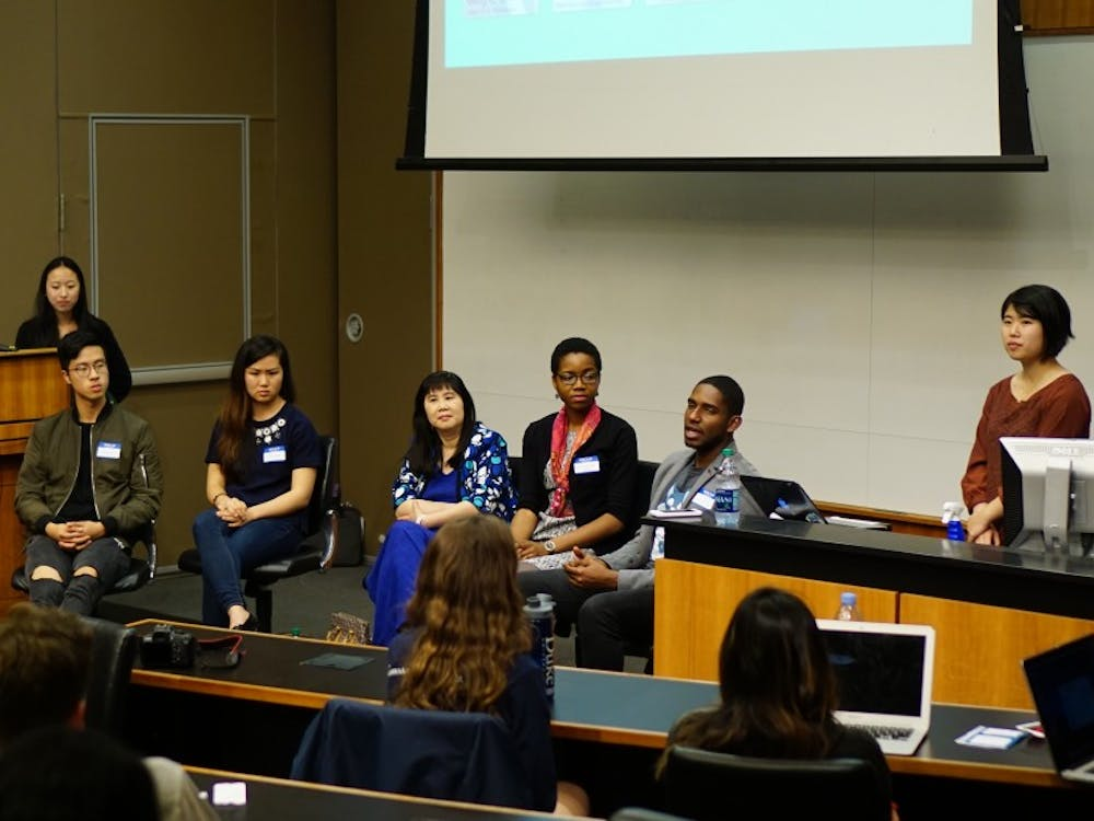 Panelists imparted advice for students planning to pursue careers in technology and noted the importance of diversity in workplaces.