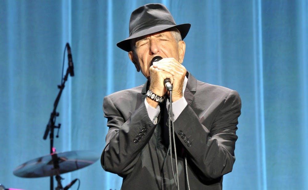 "<p>Leonard Cohen released his latest album ""You Want It Darker"" last Friday.&nbsp;</p>"