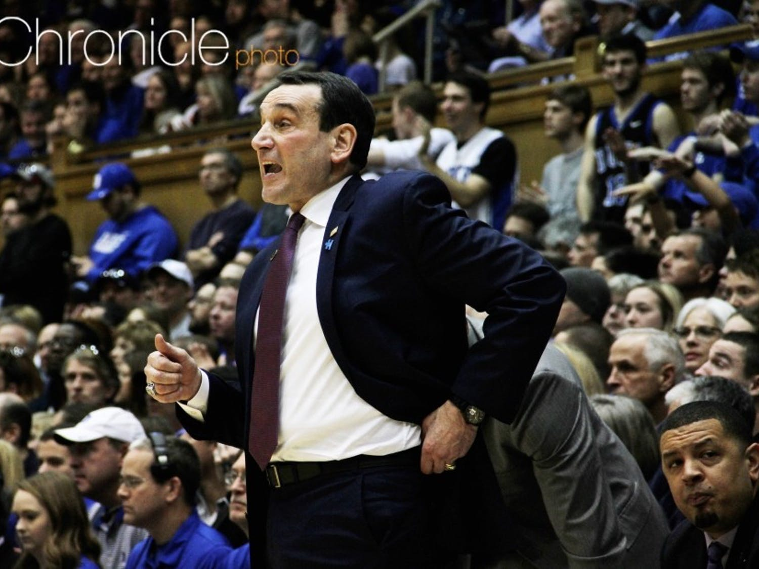Mike Krzyzewski will lead his team to the PK80 tournament during Thanksgiving next year to face some of the top competition in the nation.