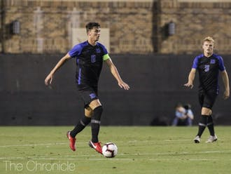 Ciaran McKenna is one of many international recruits that has been a key piece to Duke's recent successes.