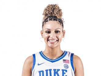 Lexi Gordon comes to Duke after two seasons each at Connecticut and Texas Tech.