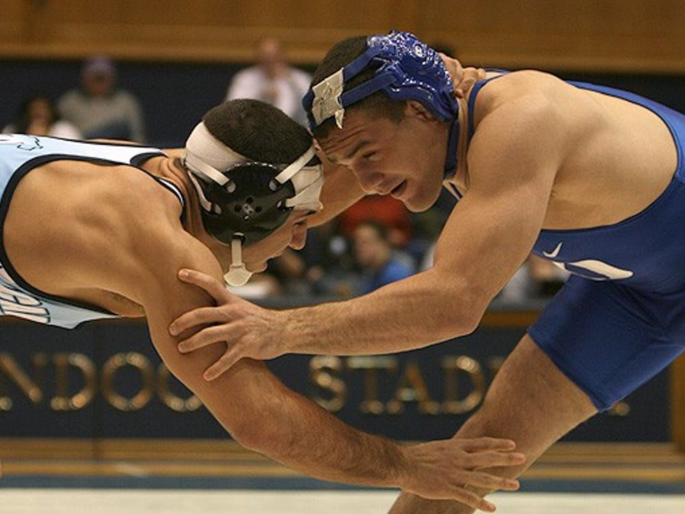 Competing in the 184-pound division, Diego Bencomo won his first tournament of the year Saturday.
