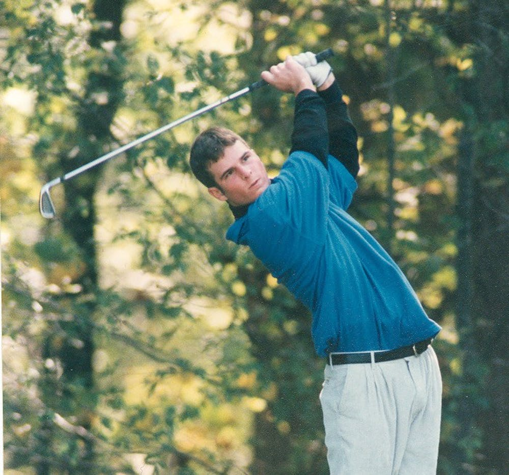 Streelman is ranked among the top 50 men's golfers in the world.