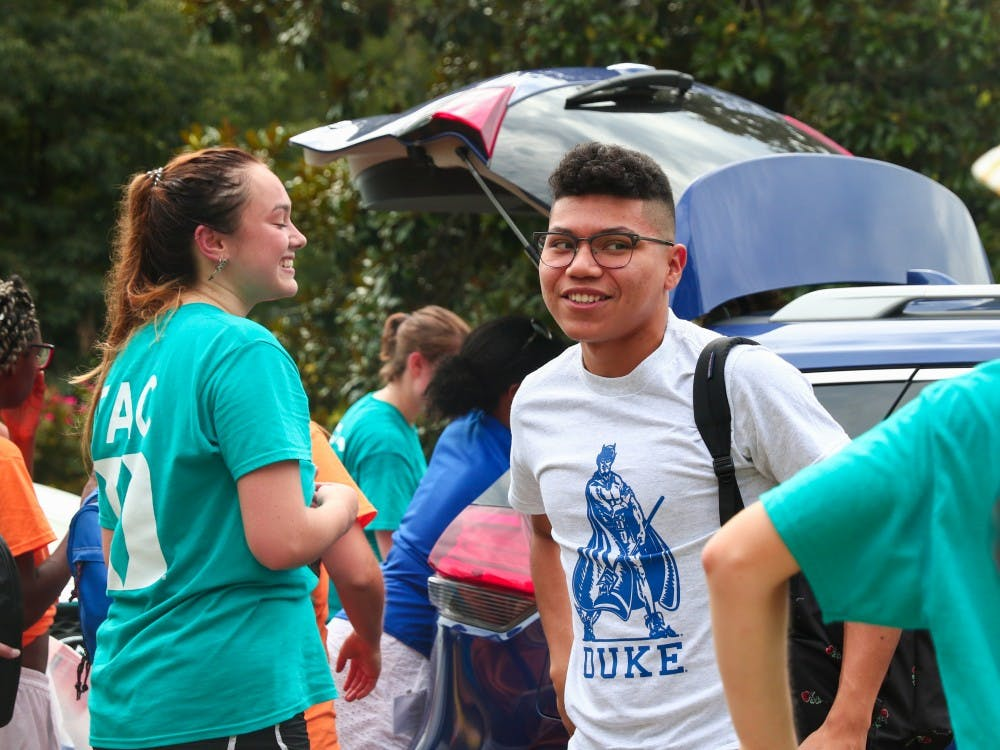 Welcome Class of 2023! Check out Photo Editor Mary Helen Wood's best photos from today's move-in.