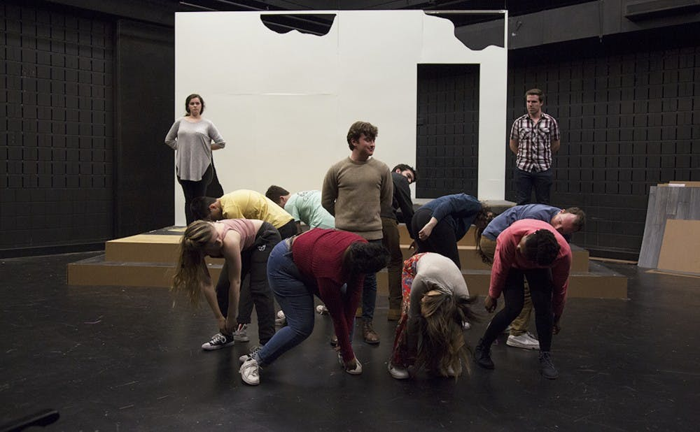 "Hoof 'n' Horn's ""Spring Awakening"" runs from Jan. 24 to Feb. 3 in Sheafer Lab Theater."