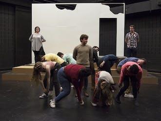 "Hoof 'n' Horn's ""Spring Awakening"" runs from Jan. 24 to Feb. 3 in Sheafer Lab Theater."