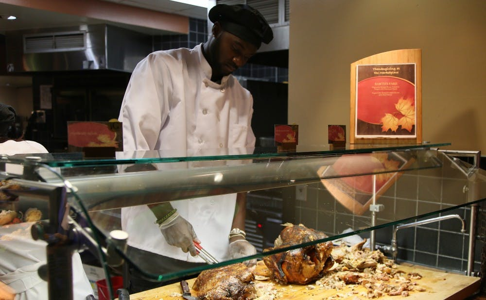 Although the wage increase does not apply to Duke's contacted employees—including those who work at campus eateries and those who work as housekeepers—the University has a history of requesting that contractors abide by the same minimum wage,