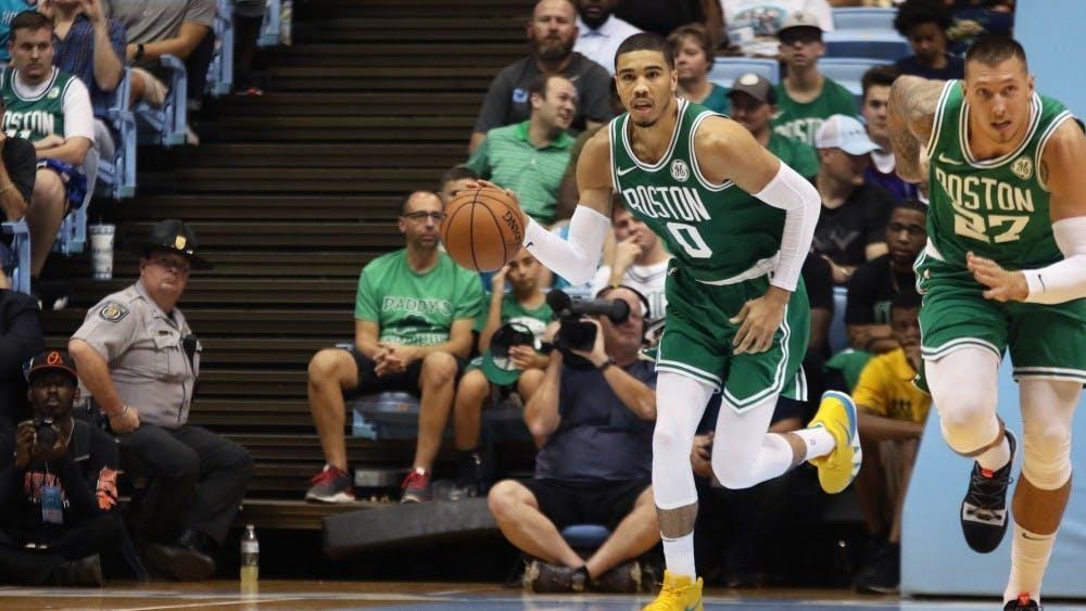 Jayson Tatum and Zion Williamson impressed many in the 2019-2020 NBA season.