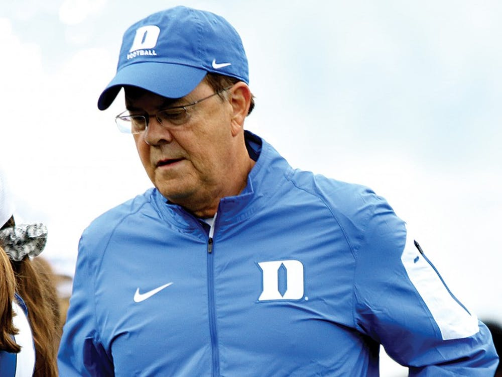 Head coach David Cutcliffe has more connections to Alabama than just a game against the school this Saturday.