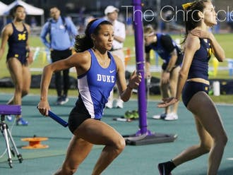 Senior Madeline Kopp had the seventh-fastest time in the 800-meter semifinals and came just five-hundredths of a second from advancing to the finals.