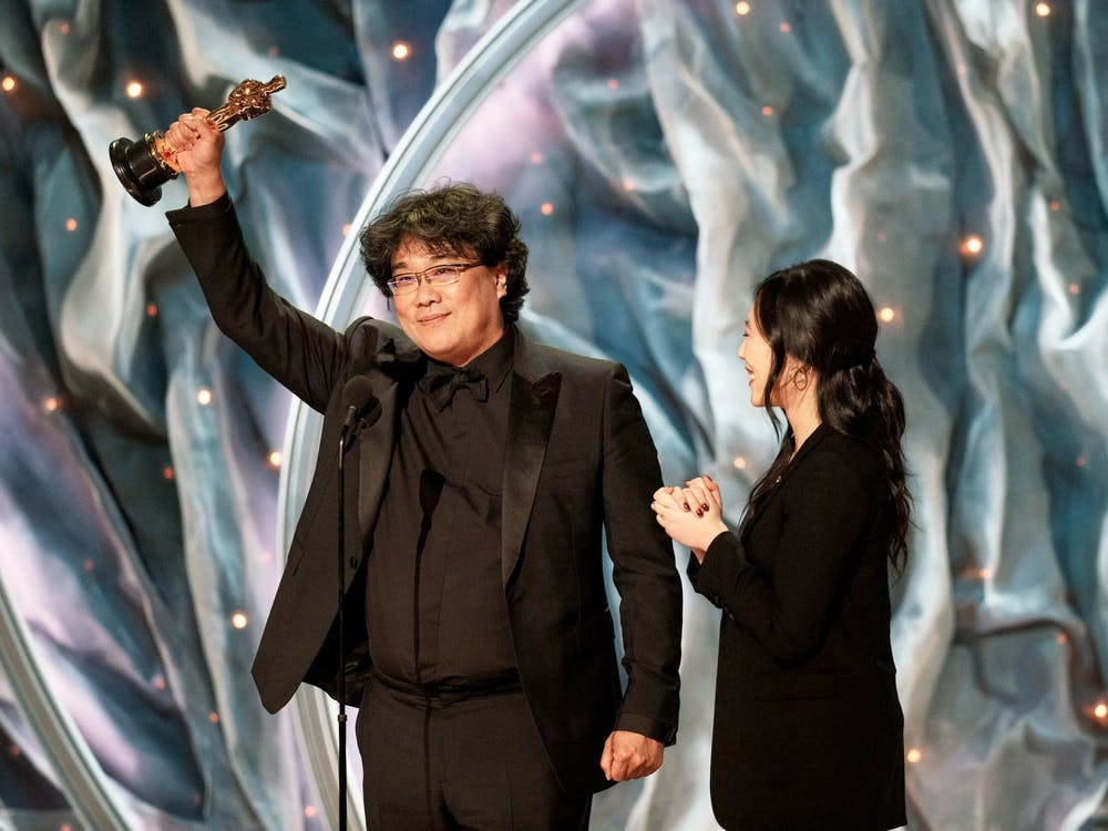 "Bong Joon-ho's ""Parasite"" won Best Picture at last Sunday's Oscars ceremony, becoming the first international film to do so."