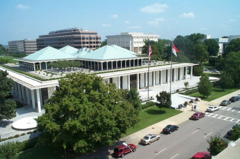 """<p>Gov. Roy Cooper and leaders of the North Carolina General Assembly struck a """"compromise"""" measure to undo portions of House Bill 2.&nbsp;</p>"""